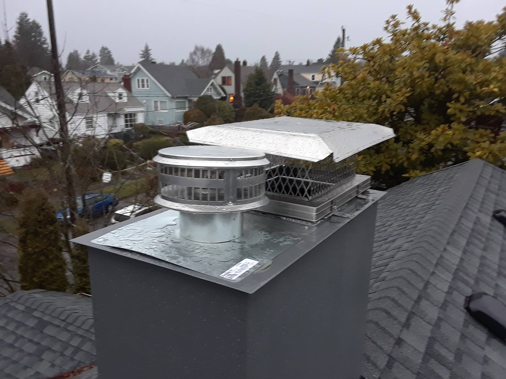 Gallery Seattle Roof Cleaning